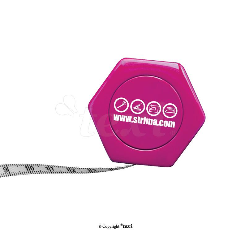 Rollfix textile tape measure - reversible 150 cm