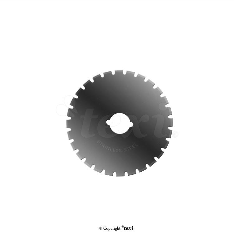 Rotary cutter blade 45 mm, skip