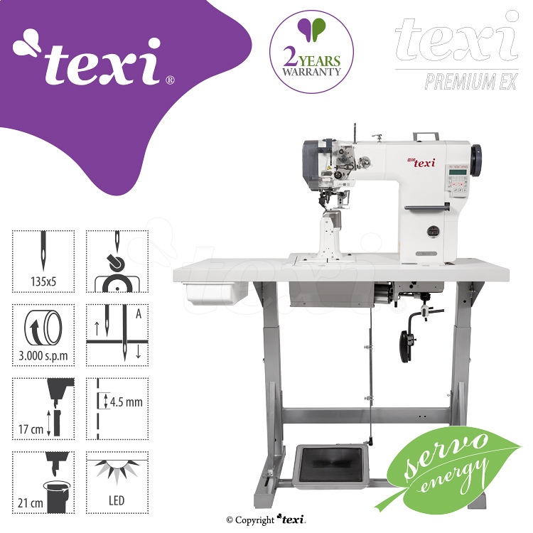 TEXI Culture Of Sewing Industrial Sewing Postbed Lockstitch Best Post Bed Industrial Sewing Machine
